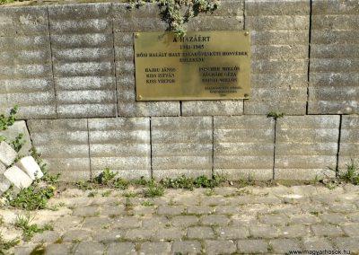 Zalaköveskút II. világháborús emlékmű 2013.04.14. küldő-Sümec (3)