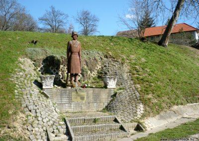 Zalaköveskút II. világháborús emlékmű 2013.04.14. küldő-Sümec