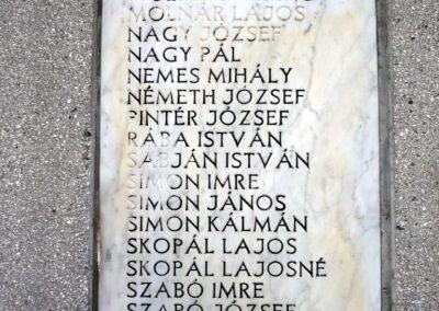 Zalakomár - Kiskomárom világháborús emlékmű 2012.04.11. küldő-Sümec (15)