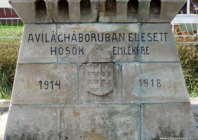 Zalakomár - Kiskomárom világháborús emlékmű 2012.04.11. küldő-Sümec (4)