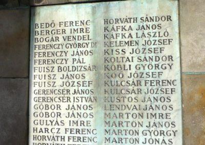 Zalakomár - Kiskomárom világháborús emlékmű 2012.04.11. küldő-Sümec (5)