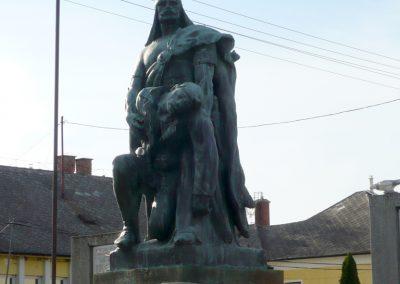 Zalakomár - Kiskomárom világháborús emlékmű 2012.04.11. küldő-Sümec (6)
