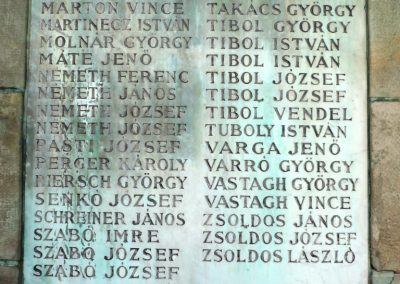 Zalakomár - Kiskomárom világháborús emlékmű 2012.04.11. küldő-Sümec (7)
