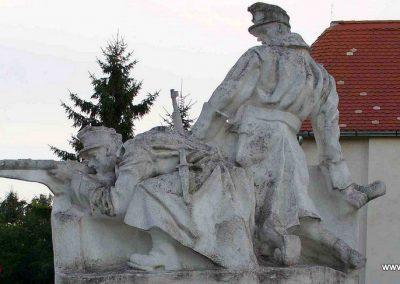Zalalövő I. világháborús emlékmű 2007.07.25. küldő-HunMi (2)