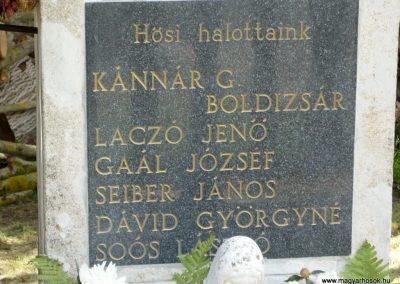 Zalasárszeg világháborús emlékmű 2013.05.26. küldő-Sümec (4)