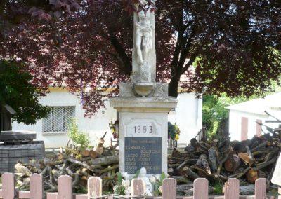 Zalasárszeg világháborús emlékmű 2013.05.26. küldő-Sümec