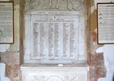 Zalaszántó I. világháborús emlékmű 2014.04.13. küldő-Sümegi Andrea (1)