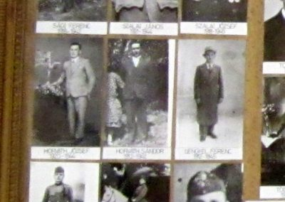 Zalaszántó II. világháborús emlék a templomban 2014.04.13. küldő-Sümegi Andrea (1)