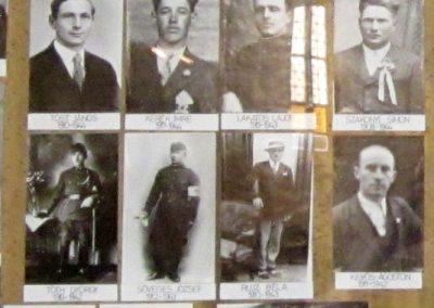 Zalaszántó II. világháborús emlék a templomban 2014.04.13. küldő-Sümegi Andrea (2)
