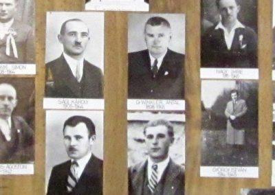 Zalaszántó II. világháborús emlék a templomban 2014.04.13. küldő-Sümegi Andrea (3)