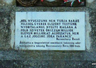 Zalaszántó II. világháborús emlékmű 2015.02.21. küldő-Huber Csabáné (4)