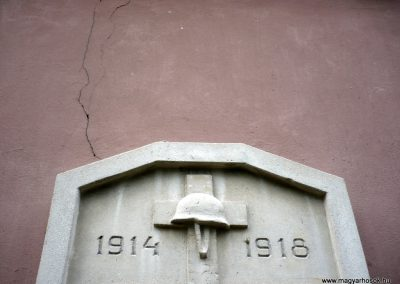 Zalaszabar I.vh emléktábla 2010.10.04. küldő-Sümec (4)