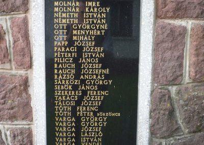 Zalaszentbalázs világháborús emlékmű 2009.05.15.küldő-Sümec (7)