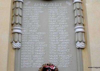 Zalaszentgrót--Zalakoppány I.vh emlékmű 2010.03.07. küldő-Szilsomogy (2)