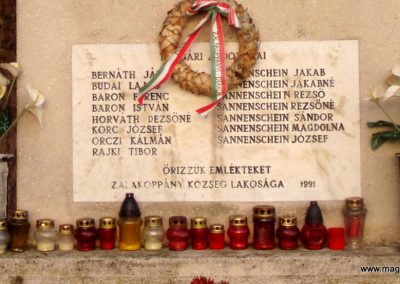 Zalaszentgrót--Zalakoppány II.vh emlékmű 2009.11.20. küldő-Szilsomogy (2)