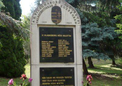 Zalaszentjakab II. világháborús emlékmű 2013.05.26. küldő-Sümec (1)