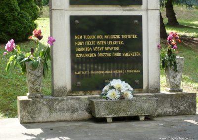 Zalaszentjakab II. világháborús emlékmű 2013.05.26. küldő-Sümec (6)