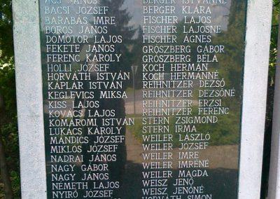 Zalaszentmihály világháborús emlékmű 2010.06.29. küldő-Csiszár Lehel (1)