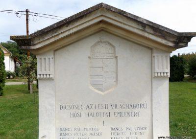 Zalaszombatfa világháborús emlékmű 2016.08.13. küldő-kalyhas (2)