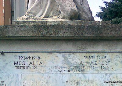 Zalavár világháborús emlékmű 2010.06.29. küldő-Csiszár Lehel (3)