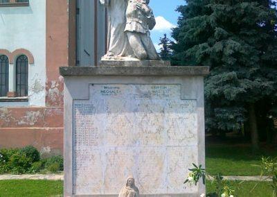 Zalavár világháborús emlékmű 2010.06.29. küldő-Csiszár Lehel
