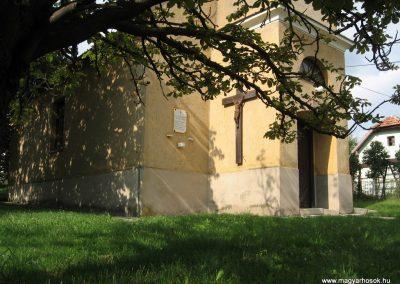 Zirc-Kardosrét II.vh emléktábla 2010.07.21. küldő-kalyhas