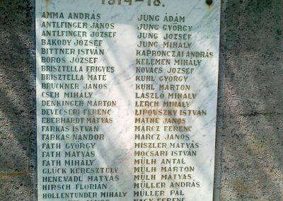 Zomba világháborús emlékmű 2011.05.25. küldő-Csiszár Lehel (2)
