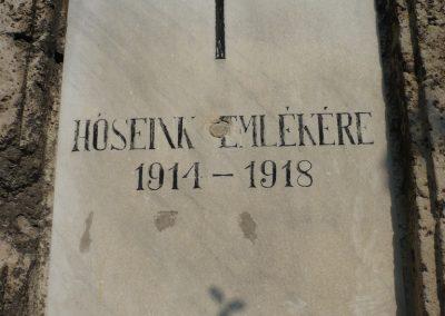 Zsámbék I.vh emlékmű 2009.09.19.küldő-Sümec (1)