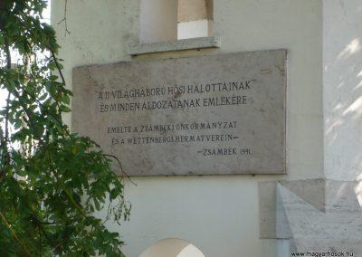 Zsámbék II.vh emlékmű 2009.09.19.küldő-Sümec (1)