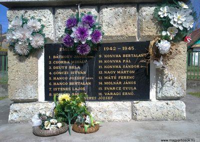 Zubogy világháborús emlékmű 2012.04.07. küldő-Pataki Tamás (4)