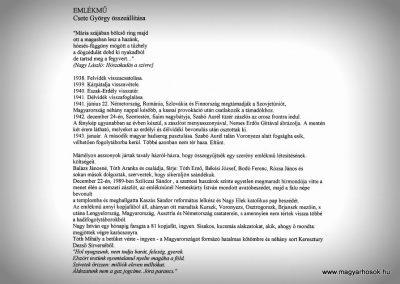 mártélyi emlékmű története - Csete György összeállítása - részlet - küldő Emese
